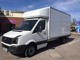 Volkswagen Crafter Cr35 TDi Luton DIESEL MANUAL 2015/15
