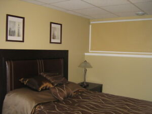 3 Bed Furnished Downtown
