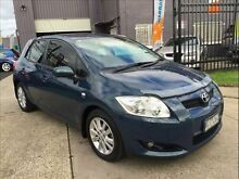 2008 Toyota Corolla ZRE152R Conquest 4 Speed Automatic Hatchback Brooklyn Brimbank Area Preview