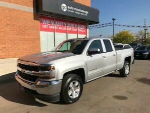2017 Chevrolet Silverado 1500 1LT Double 4x4 | Bluetooth | Rear