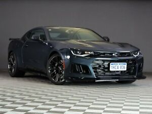 2019 Chevrolet Camaro MY19 ZL1 Grey 10 Speed Sports Automatic Coupe