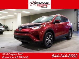 2016 Toyota Rav4 LE Upgrade, AWD, HEATED SEATS, TOUCH SCREEN, BA
