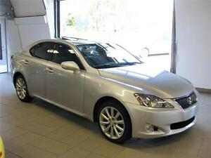 2010 Lexus IS 250 AWD,  Paddle Shift! 80$/sem TOUT INCLUS!