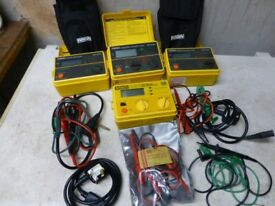 Robin Electrical Test Equipment