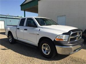 2012 Ram 1500 ~ Hemi ~ Tow Package ~ You're Approved!! $198 B/W