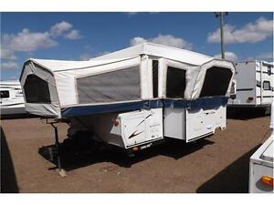 2007 Rockwood Hard Top Tent trailer
