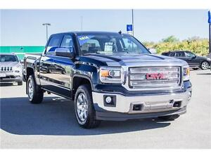 2014 GMC Sierra 1500 SLT! LEATHER! REMOTE START!Z71! TOWPACKAGE