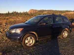 2010 Honda CRV AWD with low klms  REDUCED