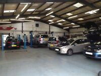 MOT GARAGE BUSINESS REF 142911