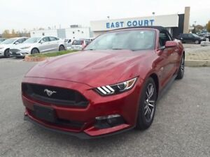 2017 Ford Mustang GT Premium, Leather, NAV, Back Up Cam