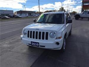 2010 Jeep Patriot North !! ONLY $60 per week OAC !!