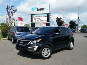 2013 Kia Sportage AWD! ONLY $19 DOWN $52/WKLY!!