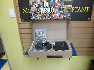 Table DJ Hero pour Playstation 3