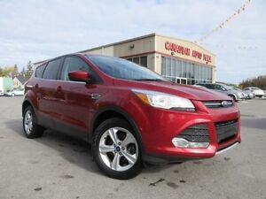 2013 Ford Escape SE AWD, BT, SAT, ALLOYS, LOADED!