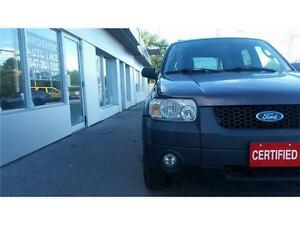 2006 Ford Escape XLT Clean Inside Out