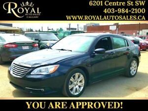 2013 Chrysler 200 Touring PWR EVERYTHING, HEATED SEATS,