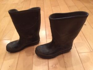Boots, size 2 kids