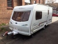 High spec Caravan WITH FULL SIZE Isobella Awning