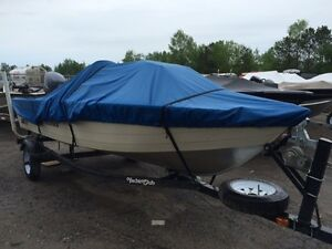 "Used ""2002"" Misty Harbor Boat Package"
