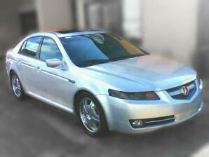 2007 Acura TL, navigation pkg, auto, 153K, cert./warranty avail.