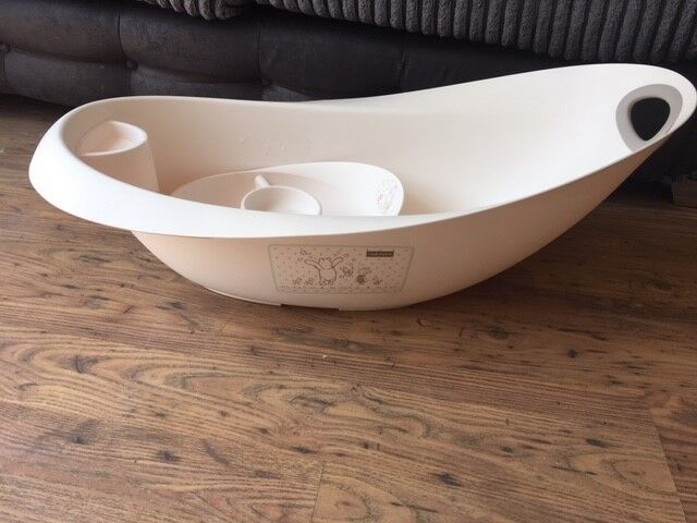baby bath and top and tail bowl with changing mat. | in Newport ...