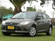 2013 Ford Focus LW MKII Ambiente Brown 5 Speed Manual Hatchback Cheltenham Charles Sturt Area Preview