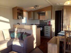 Cheap static caravan sited at 4* Award winning holiday park in Nairn
