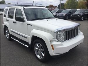 Jeep Liberty Limited 4x4 Cuir Toit SKY RIDER  MAGS 2009