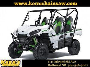 2016 Kawasaki Teryx 4     --Save $2000.00    Only 1 left