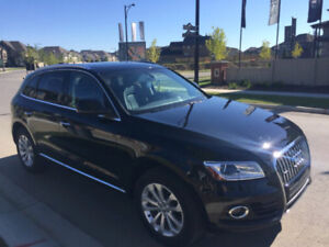 2015 Audi Q5 Low Kms with Warranty and Free Annual Maintenance