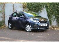 Peugeot 108 1.0 Active PETROL MANUAL 2015/15