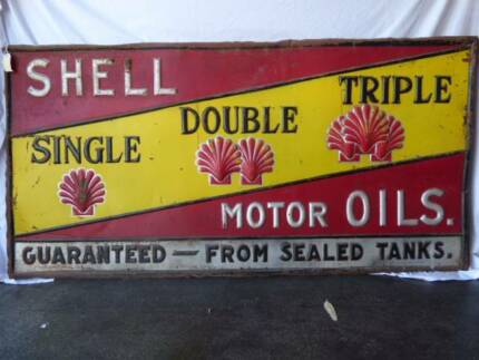Massive Petrol Memorabilia Auction 16th Dec 2017