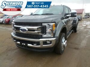 2017 Ford Super Duty F-450 DRW XLT