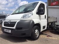 best value tipper for sale! 2014 diesel Citroen relay tipper! no vat! only 48,000 miles!