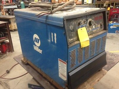 Miller Dimension 652 Multi-process 650a Welding Power Source