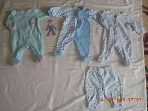 3 -6 baby boy clothing