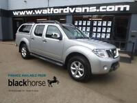 2012 Nissan Navara Tekna Platinum 2.5DCi 4x4 Double Cab Pick Up *Fully Loaded* D