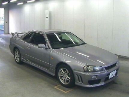 1999 Nissan Skyline GT R34 AUTOMATIC Braeside Kingston Area Preview