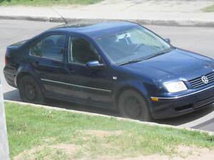 2004 Volkswagen Jetta Berline----REDUIT