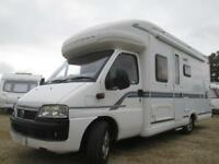 2006 AUTOTRAIL APACHE 670SE, FOUR BERTH, END BED, REAR GARAGE MOTORHOME FOR SALE