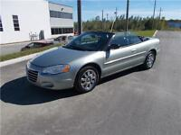 Chrysler Sebring Limited 2004 **131000km**