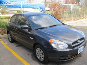 2011 Hyundai Accent COUP Coupe (2 door)