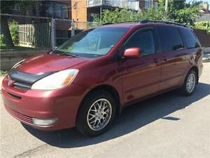 TOYOTA SIENNA 2005 LE AWD  AUTOMATIQUE FULL AC MAGS DVD