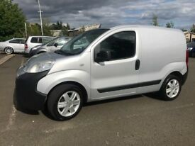 CHEAP TO RUN VAN PEUGEOT BIPPER 1.4 HDI long MOT Diesel not Astra,corsa,nemo or expert