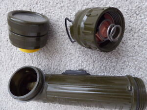 Military Field Flashlight