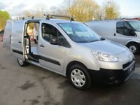 RHINO Roof Bars and Roller - 3 Bar Kit - Very Good Condition - Peugeot Partner / Citroen Berlingo