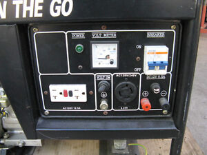 1800 Watt 120/240 Volt Generator ,Power On The Go Kawartha Lakes Peterborough Area image 6