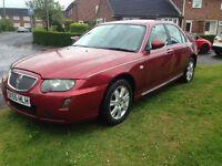 2005(55) ROVER 75 5 DOOR SALOON 2.0 TURBO DIESEL 130BHP BMW ENGINE BULL-PROOF SAT NAV 2 KEYS