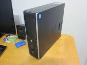 core i5 desktop with 8gb ram and 120gb ssd