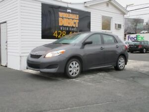 2013 Toyota Matrix HATCHBACK 5 SPEED 1.8 L